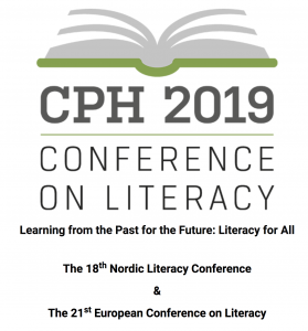 21st European Conference on Literacy August 2019 Call for